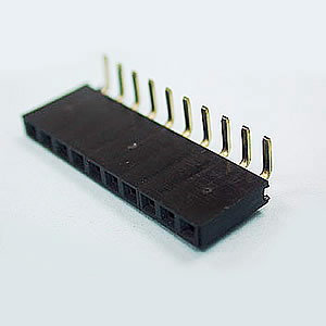 Single Row 02 to 40 Contacts Straight And Right Angle Type
